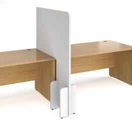 Desk Seperator DDSM-WH