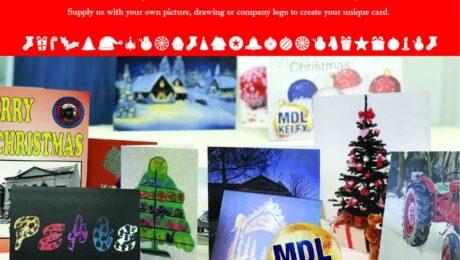 MDLKELEX Christmas 2020 Cards