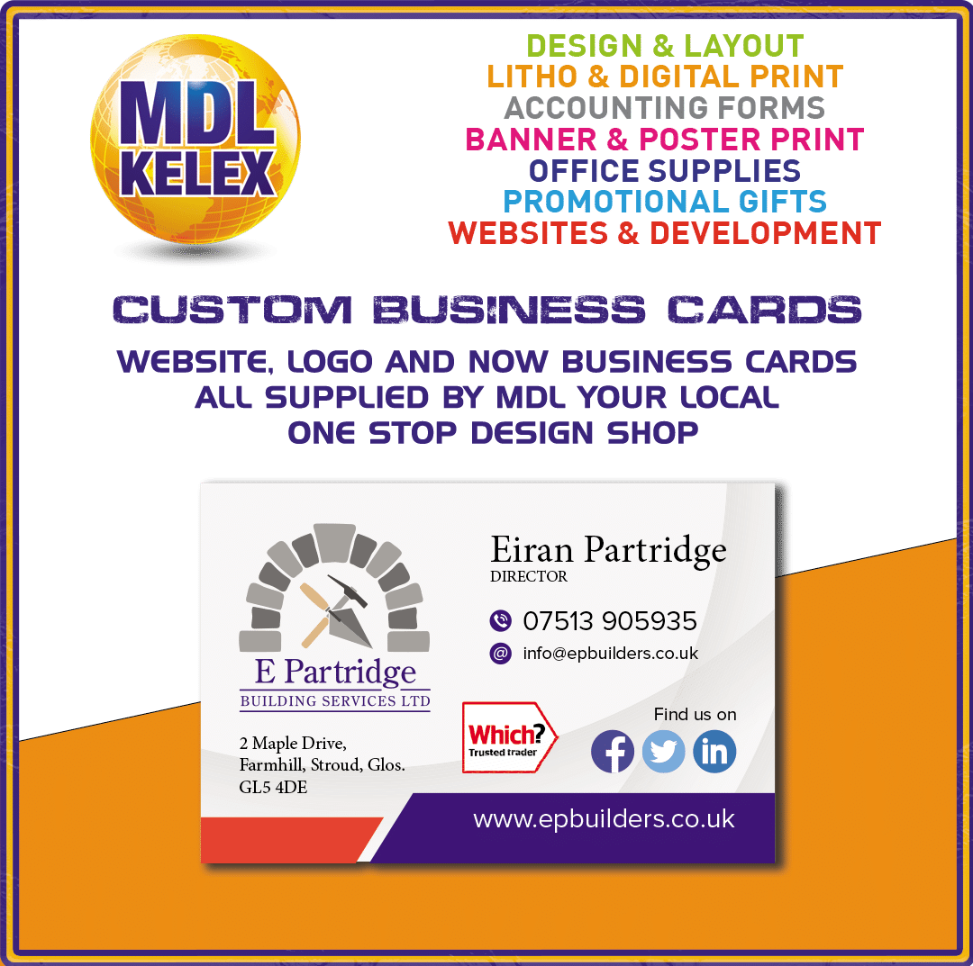 MDL - epbuilders BUSINESS CARD