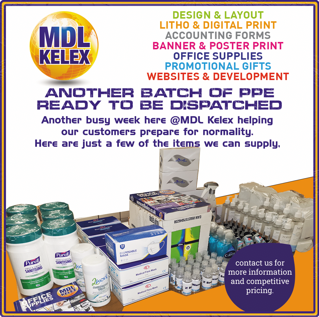 MDL - PPE return to work