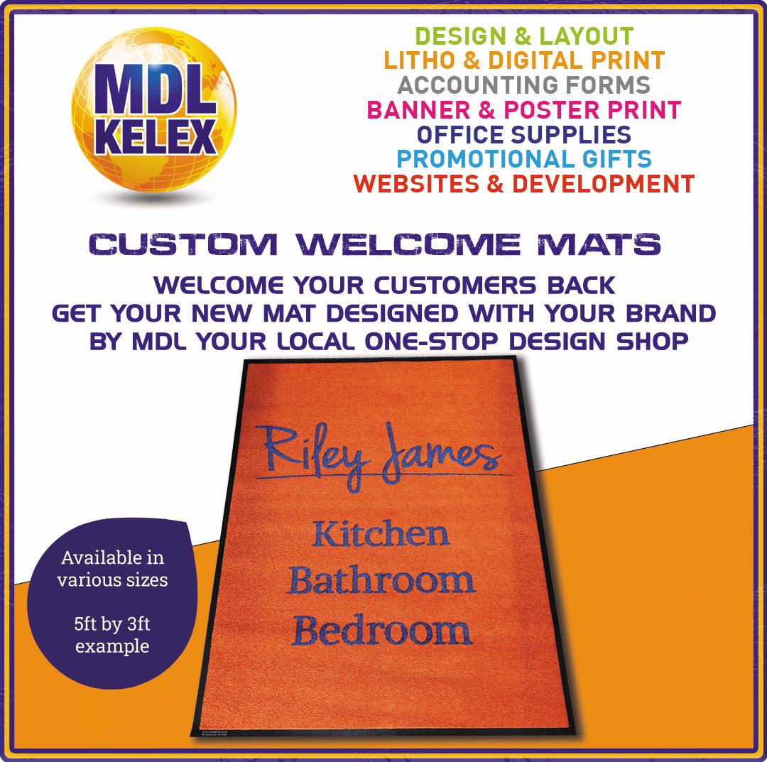 MDL - RILEYJAMES - FLOOR MAT